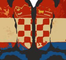 Croatia! Sticker