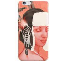 Fancy Feathers iPhone Case/Skin
