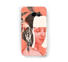 Fancy Feathers Samsung Galaxy Case/Skin