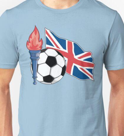 British Soccer Unisex T-Shirt