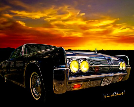 Lincoln Continental Executive Decision by ChasSinklier