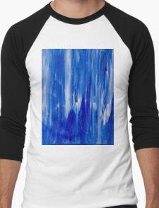 Deep Frost Men's Baseball ¾ T-Shirt