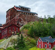 Kennecott Copper Mine by clime