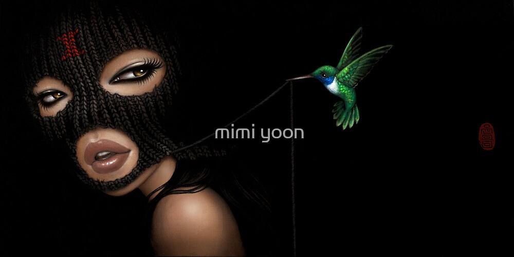 misfit - black widow by mimi yoon