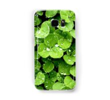 Clovers (available in iphone, ipod, & ipad cases) Samsung Galaxy Case/Skin