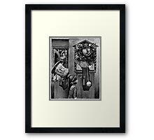 Sweet Slumberling Sleepwalk. Framed Print