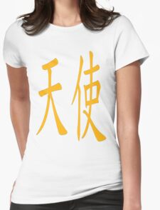 Angel in Yellow, Chinese T-Shirt