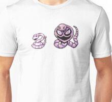 Ekans evolution  Unisex T-Shirt