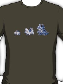 Nidoran evolution  T-Shirt