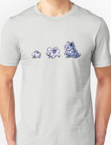 Nidoran evolution  T-Shirt
