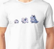 Nidoran evolution  Unisex T-Shirt