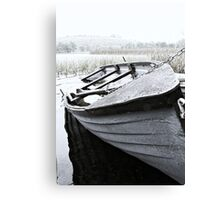 Calloughs in the Mist Canvas Print