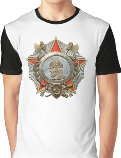 Russian award Graphic T-Shirt