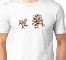 Doduo evolutions Unisex T-Shirt