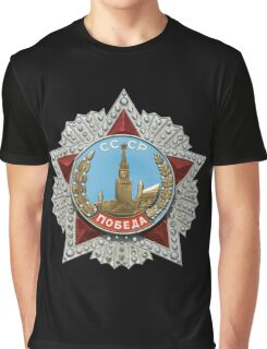 Russia award Graphic T-Shirt