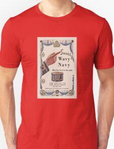 Pipe tobacco ad circa 1949 Unisex T-Shirt