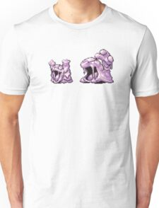 Grimer evolution  Unisex T-Shirt