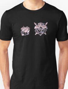 Shellder evolution  Unisex T-Shirt