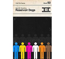 Reservoir Dogs Modernist Book Cover Series  Photographic Print