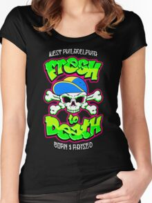 Fresh To Death Women's Fitted Scoop T-Shirt