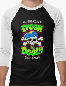 Fresh To Death Men's Baseball ¾ T-Shirt