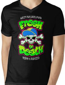 Fresh To Death Mens V-Neck T-Shirt