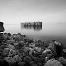 Pilot Pier (Rem.) by PaulBradley