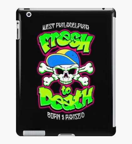Fresh To Death iPad Case/Skin