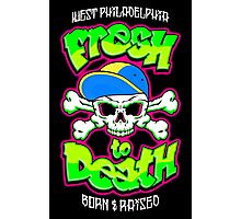 Fresh To Death Photographic Print