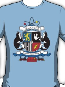 Cooper Coat of Arms T-Shirt