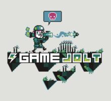 Major Jolt Game Jolt Logo by knitetgantt