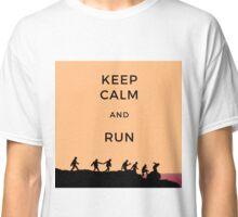 KEEP CALM AND RUN - BTS COMEBACK Classic T-Shirt