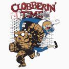 Clobberin' Time by Dansmash