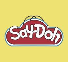 Say D'oh! by Dansmash