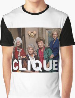 Golden Girls Clique Graphic T-Shirt