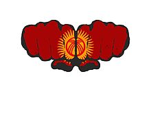 Kyrgyzstan! by ONE WORLD by High Street Design