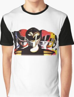 Mighty Morphin Power Rangers Graphic T-Shirt