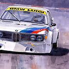 BMW 3,0 CSL 1972-1975 by Yuriy Shevchuk