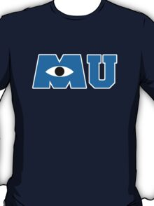 Monsters University - No Year T-Shirt