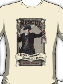 Rescue OR, Royer Goldhawk's Remarkable Journal T-Shirt
