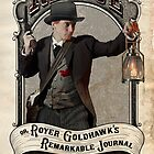Rescue OR, Royer Goldhawk's Remarkable Journal by matterdeep