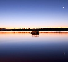 Venus reflected by Nicole Doyle