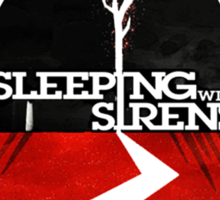 Sleeping with Sirens Sticker