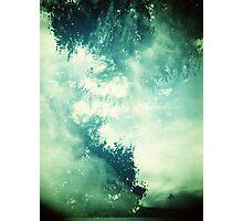 fading into a dream Photographic Print