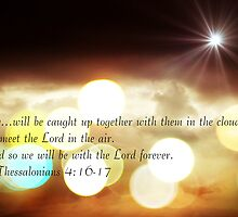 1 Thessalonians 4:16-17 by leapdaybride