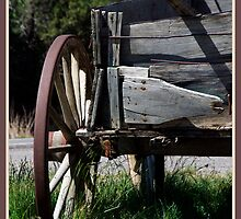 Old Wagon by Adele2