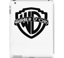 Warner D'ohs iPad Case/Skin