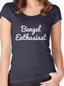 Bangel Enthusiast Women's Fitted Scoop T-Shirt