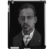 Lewis Howard Latimer  THE RENAISSANCE MAN iPad Case/Skin