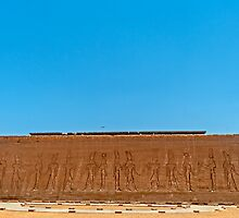 Temple of Horus5. by bulljup